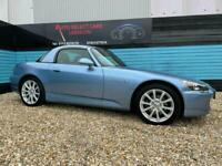 Honda S2000 GT 2.0 i, V-TEC, Roadster, convertible, manual, Nurburgring blue met