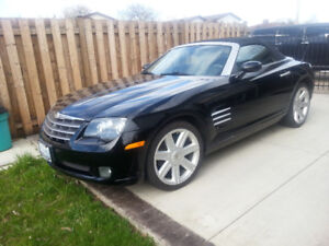 2008 Chrysler Crossfire Convertible Limited