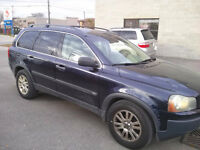 2005 Volvo XC90 2.5L Wagon BLACK SUNDAY SALE