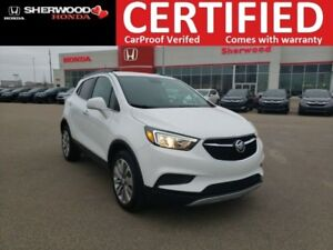 2018 Buick Encore Preferred  AWD  LEATHER  LED