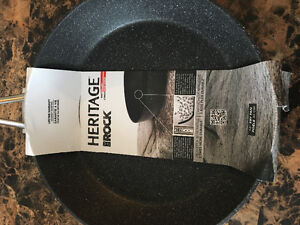 The Rock Non-Stick Frypan, BRAND NEW London Ontario image 1
