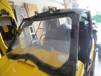 Windshield for Can-Am Commander