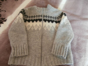 Wool jacket. Good condition.