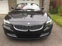 2011 BMW Z4 sDrive35i Coupe (2 door)