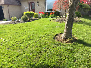 Landscaping Co. Free Estimates !