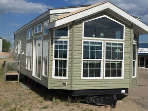 GREAT SELECTION OF PARK MODELS IN STOCK, COTTAGES.