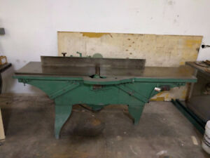 Jointer 12 in industrial - Degauchisseuse 12 po industrielle