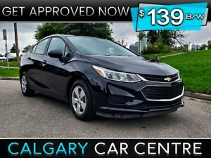 2017 Cruze $139 B/W TEXT US FOR EASY FINANCING 587-317-4200