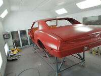 restoration and metalwork ,autobody repairs