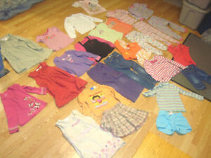 Lot B of 26 Piece Clothing Size 6 Years - $60 for all!