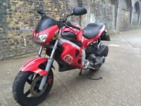 2004 Gilera DNA 125cc learner legal 125 cc scooter. Has MOT.