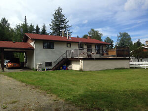Family Home with Large Shop on the Hart Prince George British Columbia image 3