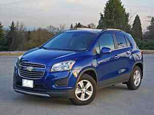 2016 Trax AWD LT low km BackUp Camera WiFi