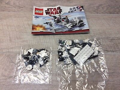 LEGO Star Wars 8084 Snowtrooper Battle Pack Sealed Parts No Box