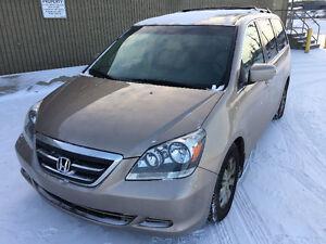 2006 HONDA ODYSSEY EX, ONLY 128000kms, VERY CLEAN!! Edmonton Edmonton Area image 2