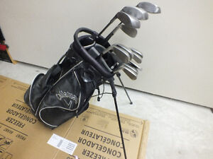 Right Handed 13pcs Golf Clubs set with Bag Windsor Region Ontario image 2
