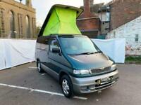 Mazda Bongo 2.5TD Auto Free Top 4x4 Only 77,000 Miles 4 Berth Camper Conversion