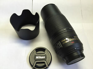 WANTED ~ looking to buy a Nikon 55-300mm Or 70-300mm lens