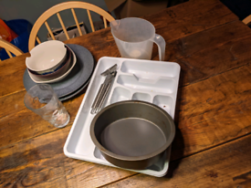 Free kitchen stuff