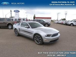 2011 Ford Mustang GT   -  5.0L V8 -  6 speed manual - $238.82 B/