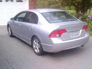 2008 Honda Civic SE Sedan