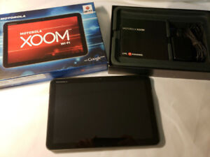 "Motorola Xoom Wifi 10"" Tablet"