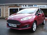 2014 (64) Ford Fiesta 1.25 Zetec 5d ** 20k / £30 Tax **