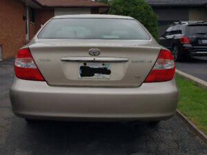 FS: 2004 Toyota Camry Se v6