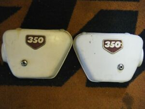 1968-1970 Honda CB 350  Side Covers