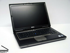 Notebook Computer - DELL D620 DC 1.83GHz 14 Inch W7P