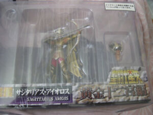 Saint Seiya Gold Saint Figures
