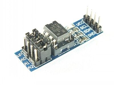 New At24c08 I2c Interface Eeprom Memory Module