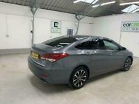 SILVER HYUNDAI I40 1.7 CRDI SE NAV BLUE DRIVE 4D DIESEL *buy from £43 p/week*