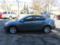 2010 Mazda3 GS ***LOW KMS***