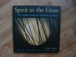 "Autographed ""Spirit in the Grasses"""
