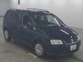 "2005 ""55"" VOLKSWAGEN TOURAN 1.6 FSi S Petrol Automatic, 7 Seater, Family MPV"