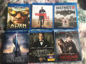 Blu-Ray plusieurs et mélanger