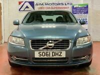 2011 61 VOLVO S80 2.4 D5 SE 4D 212 BHP DIESEL