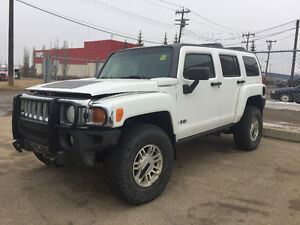 2006 HUMMER H3 LOW KS, LOCAL VEHICLE ,NO ACCIDENT