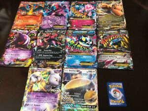 ABOUT 78 POKEMON CARDS, BREAK, OVERSIZED EX, LEVEL X, TRAINER +