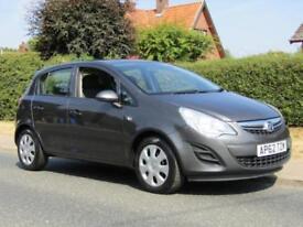 2012 Vauxhall Corsa CORSA S 1.3CDTI ECOFLEX 5DR TURBO DIESEL HATCHBACK ** 12,...