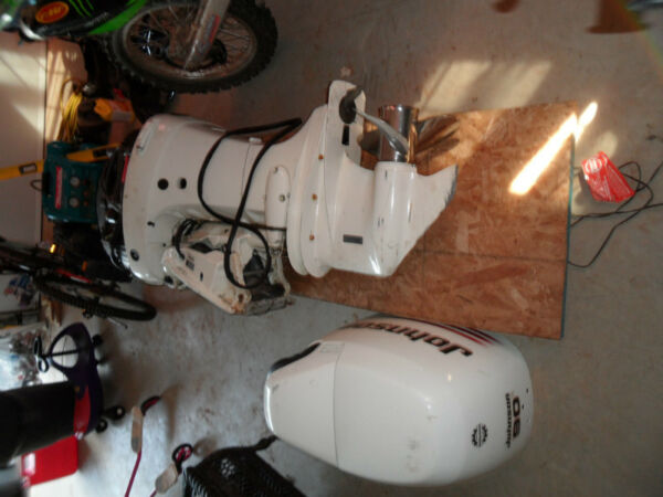 Used 2004 Johnson 90 outboard