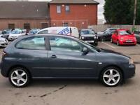 Seat Ibiza 1.4 16V 100 Sport - 1 Yr MOT, GREAT CONDITION!!