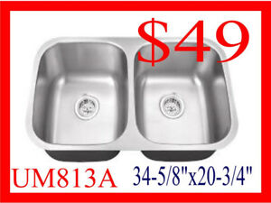 Stainless Steel 18 Gauge Sink Blow Out Super Deal!!!