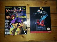 RARE  *Killer Instinct 1 & 2  Stategy Guides