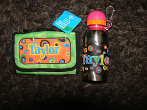 NEW CANTEEN AND LUNCH BAG  ---  TAYLOR !!!