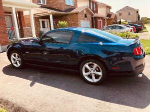 2011 Mustang GT 412 HP