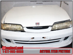 94 01 ACURA INTEGRA TYPE R FRONT END CONVERSION JDM DC2 NOSE CUT