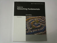 NBCC Textbook - Hands-On Networking Fundamentals - Brand New!