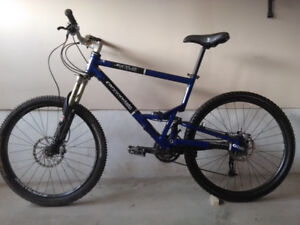 Cannondale jekyll 400 all mountain